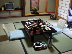 Kokoro no blog - Table de nuit japonaise ...